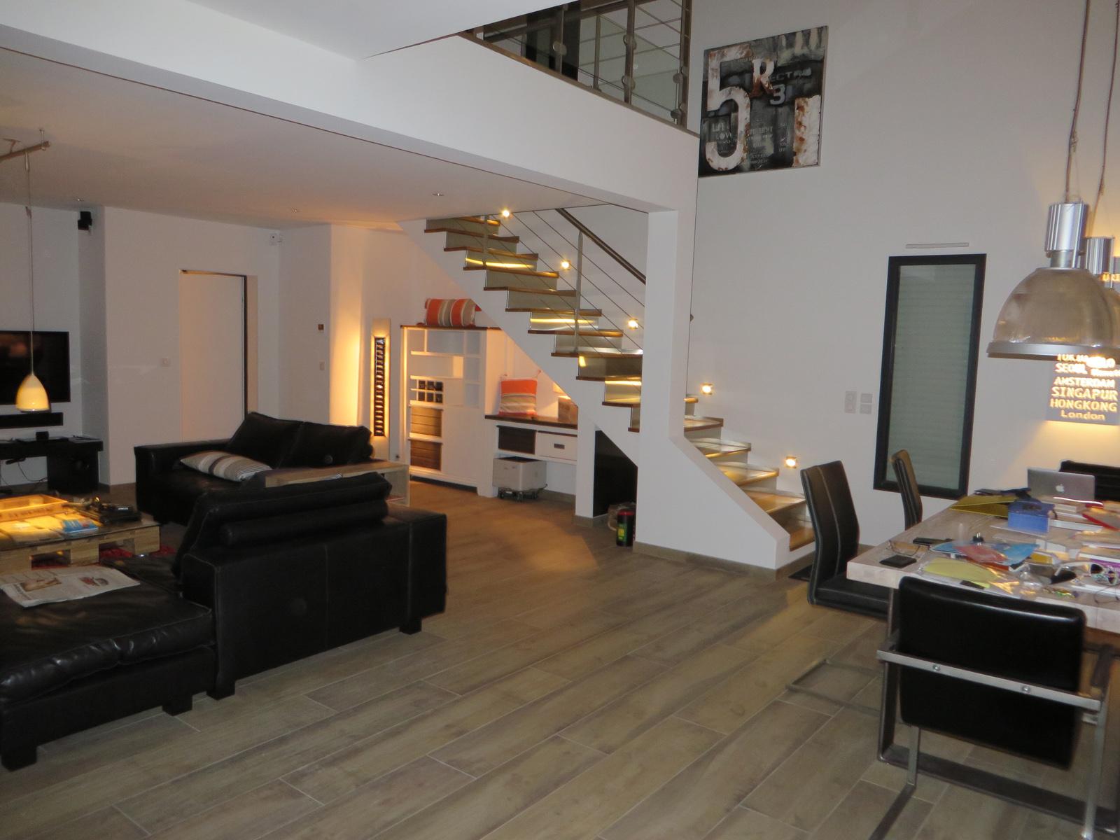 Treppe Im Wohnzimmer Raiseyourglass